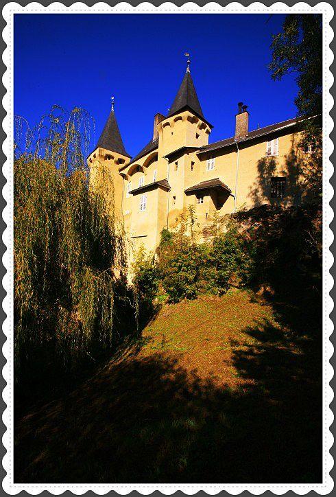 Diaporama cité fortifiée de Conflans - Albertville