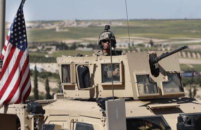 Les Etats-Unis construisent de nouvelles bases militaires à Raqqa en Syrie au moment d'une expansion russe dans ce pays (AMN)