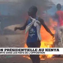 Kenya : le vote reporté dans les fiefs de l'opposition
