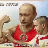 La décision parfaite de Poutine - Ça n'empêche pas Nicolas