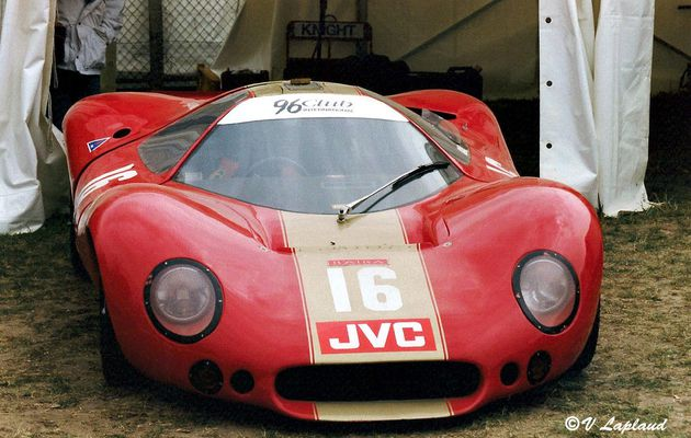 Ford P68 #003