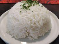 riz en accompagnement de la recette