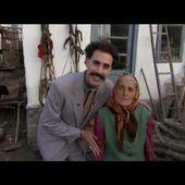 Borat debut french