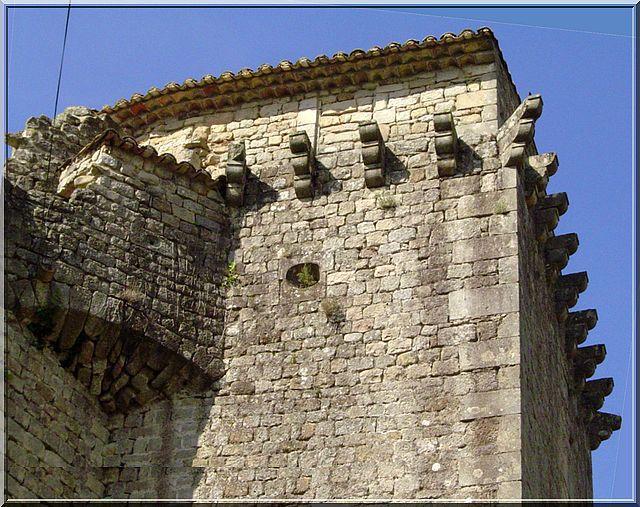 Diaporama château de Saint Michel de Boulogne
