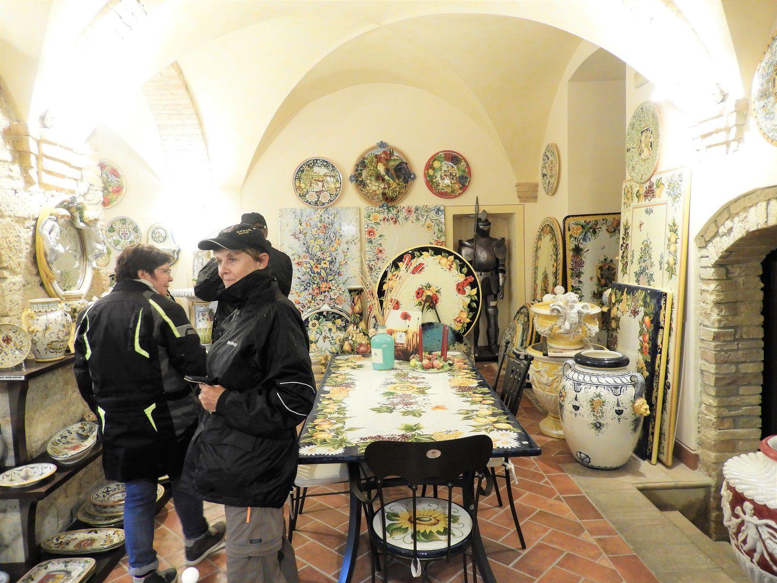 Goldwing Unsersbande - Périple Dolomites et Cinque terre : Pise et San Gimignano 10th day