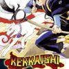 Fiche n°212 : Kekkaishi par Yellow Tanabe.
