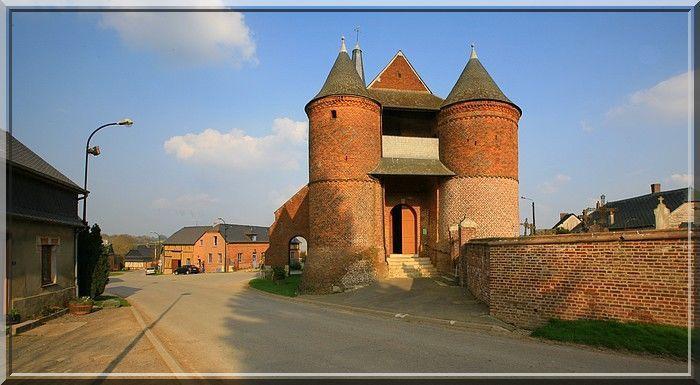 Diaporama église fortifiée d'Archon