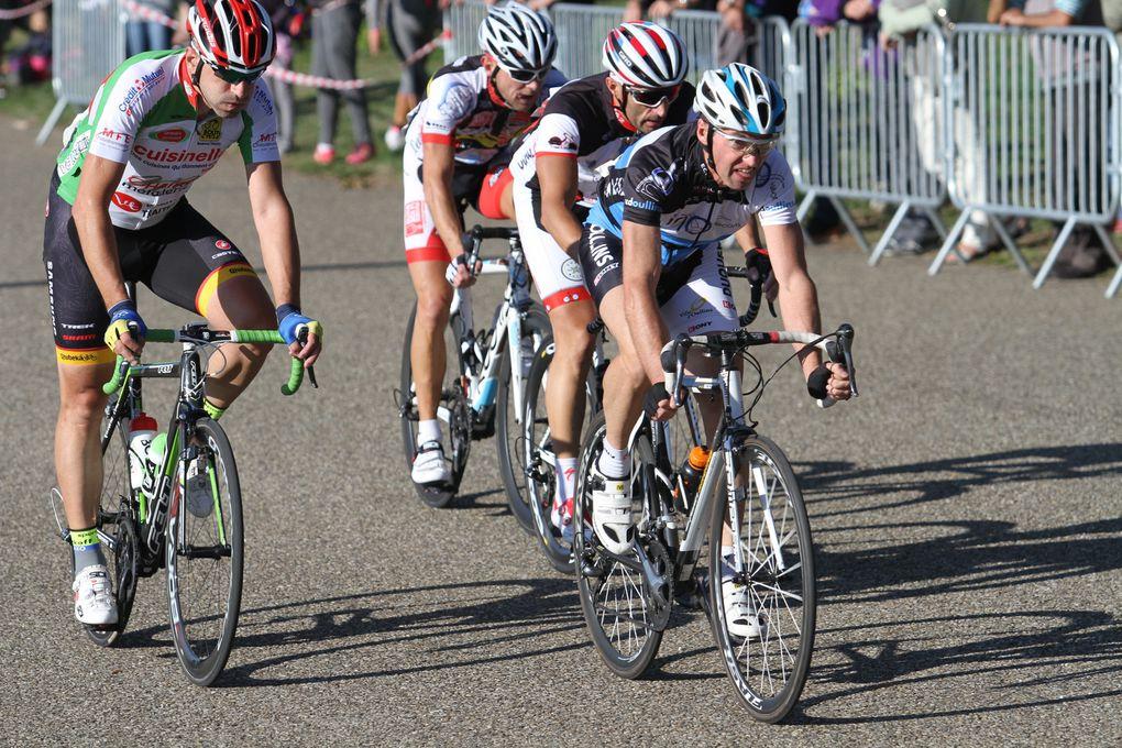 Le soleil et la bise ont été au rendez-vous de cette classique du cyclisme FSGT