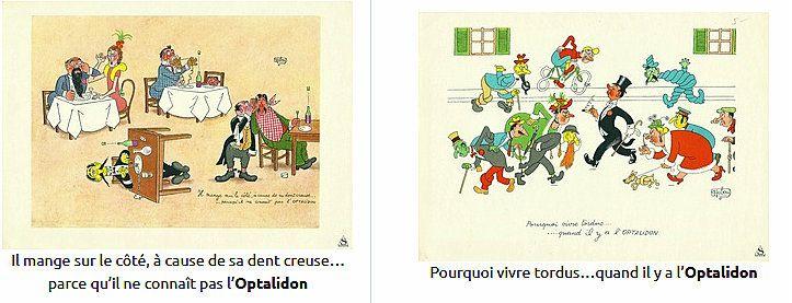 PUBLICITES : LES  GRANDS  NOMS  DE  L'AFFICHE...     Albert  DUBOUT.