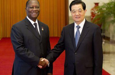 1500 à 2500 milliards de la Chine à la Côte d'Ivoire pour des infrastrures