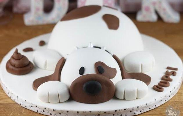 Recettes gateau anniversaire pour chien