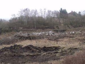 Exploration archéologique du site de LA PAIX d'Algrange (ancienne usine SMK)