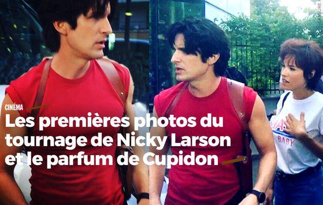 Les premières photos du tournage de Nicky Larson et le parfum de Cupidon (diaporama) #NickyLarson