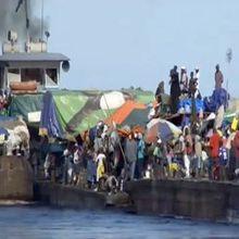 Calamity RDC (23/100): 129 personnes ont péri dans le naufrage d'un bateau sur le lac Tanganyika.