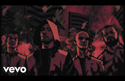 Découvrez la nouvelle LYRIC VIDEO de RISE AGAINST - BROKEN DREAMS, INC. (DC - DARK KNIGHTS : DEATH METAL VERSION / LYRIC VIDEO) - LOUD TV WEBZINE - CLIP - WEBZINE