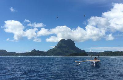 Bora Bora en famille ~ Polynesie Française