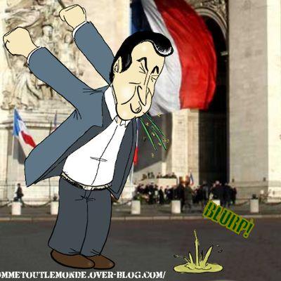 Investiture de Nicolas Sarkozy