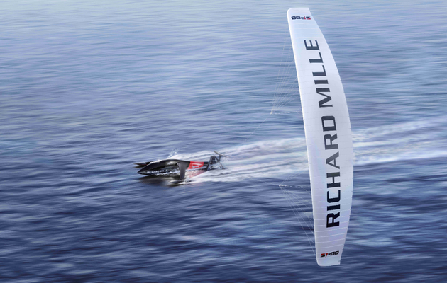 Richard Mille teams up with SP80 to break the World Sailing Speed Record