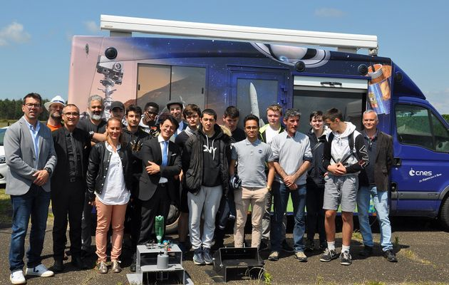 Finale Nationale Rocketry Challenge