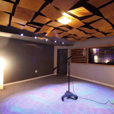 Recording studio in Spain Madrid