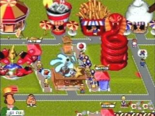 Jeux video : Theme Park 1994