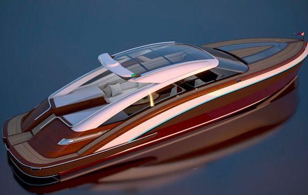 Yachting - l'Onyx 41, une oeuvre d'art par Hodgdon Yachts