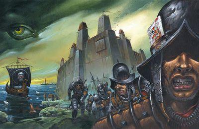 Les Annales de la Compagnie Noire: de la Dark Fantasy brute de Glen Cook.