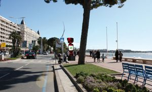 3 petites heures à Cannes... Quand on n'a ni invit' ni accred'.