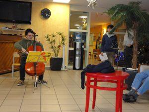 Ecole de musique, Crèche...