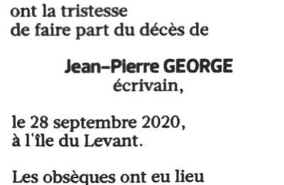 Jean-Pierre George