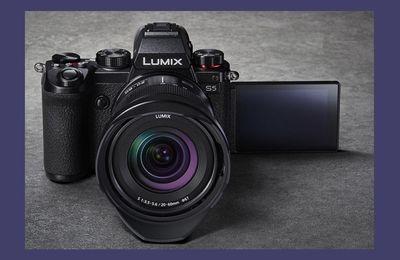 PHOTO, Panasonic, un hybride plein format qui élargit la génération des nouveaux APN.