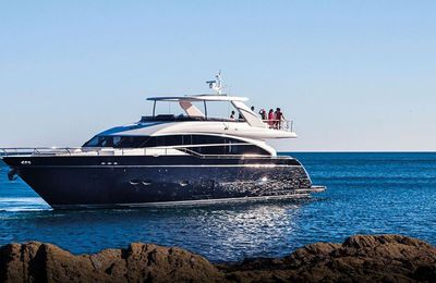 Princess Yachts Appoint New Distributor for Italy