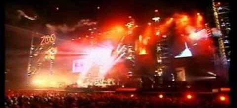 U2 UNTIL THE END OF THE WORLD (LIVE SYDNEY 1993)