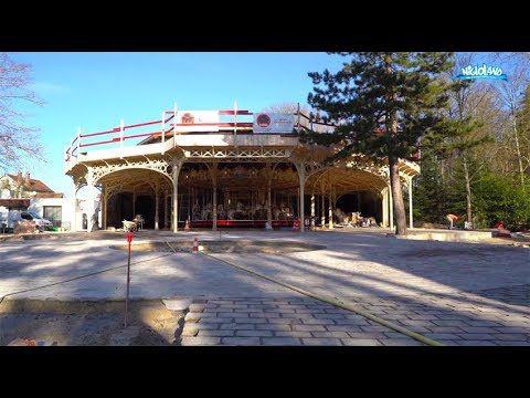 [Sortir] Eden Palais : dans les coulisses de la nouvelle attraction du parc Nigloland