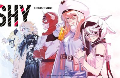 Vergriffene Mangas im März 2021 bei Kaze Manga (Update)