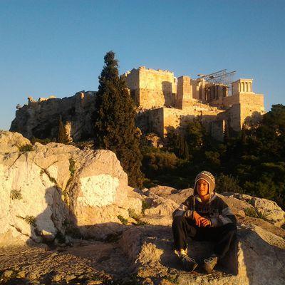 Uelque photos manquantes : Athènes