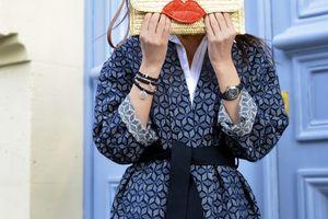 Le Kimono, la tendance japonisante...