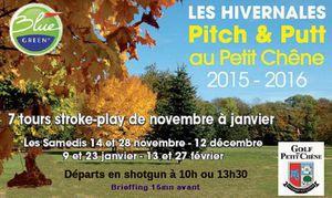 7ème tour des « Hivernales du P&P » le 23 janvier à Mazières