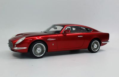 1/18 : La David Brown Speedback GT débarque en miniature