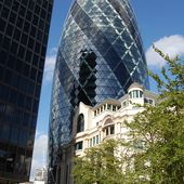 Norman Foster - Tour Sainte Mary Axe Londres - LANKAART