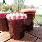 Confiture aux fruits rouges légères au Thermomix - La p'tite cuisine d'Isa
