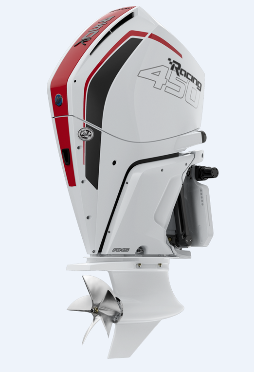 New Mercury Racing 450R delivers unrelenting outboard performance