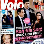 Louis Sarkozy et Capucine du Mag : Voici publie des photos. - LeBlogTvNews
