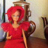 Défilé de mode pour Barbie... - Dans la Bulle de Manou