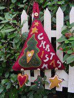 The Merry Christmas Tree de The Cinnamon Patch