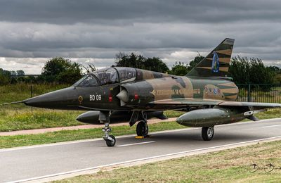 "Dassault Mirage 5 BD (BD09/n° 209) - ""Mirage 5 BD09 Restoration Group"" - 50 years of the Mirage in the Belgian Component"