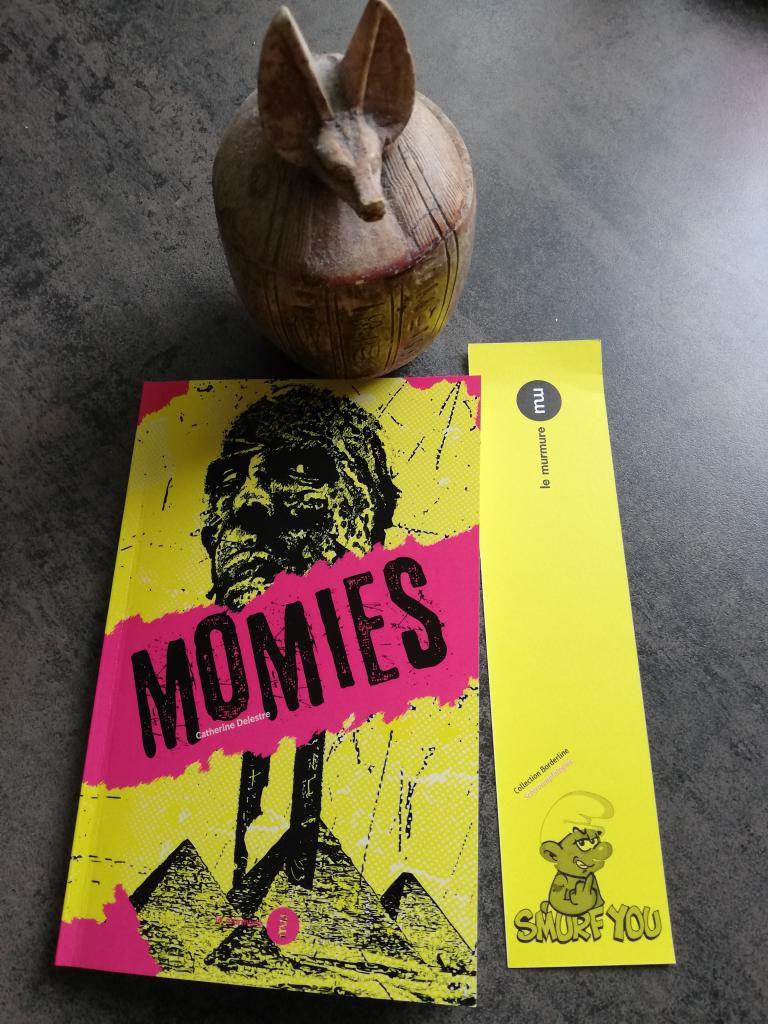 Momies - de Catherine DELESTRE