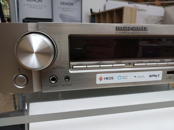 Marantz - amplificateurs @ Sound Days 2019 (Carreau du Temple - Paris) - Tests et Bons Plans
