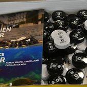 La ville et les CDQ de Quimper vous offrent un cendrier de poche .... - Penhars Infos Quimper