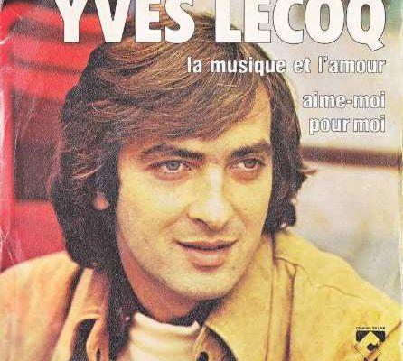 YVES LECOQ - LA MUSIQUE ET L'AMOUR